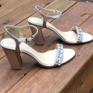 Just In! Gorgeous Badgley Mischika Blingy Heels